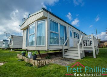 Thumbnail 2 bed mobile/park home for sale in Coast Road, Bacton, Norwich