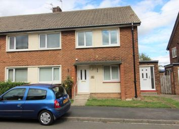 Thumbnail 2 bed flat to rent in Fallow Park Avenue, Blyth