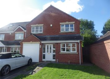 Thumbnail 4 bed detached house to rent in Maple Walk, Longford, Coventry, West Midlands