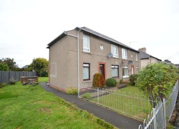 Thumbnail 1 bed flat for sale in Dalrymple Drive, Irvine, North Ayrshire