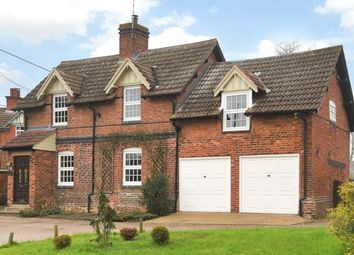 Thumbnail 3 bed detached house for sale in The Square, Newton Harcourt, Leicestershire