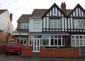 Thumbnail 6 bedroom semi-detached house to rent in Abbey Road, Beeston, Nottingham