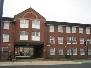 Thumbnail 2 bedroom flat to rent in Denton Court, Denton