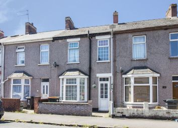 Thumbnail 2 bed terraced house for sale in Walford Street, Newport
