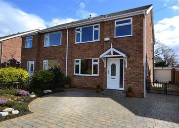 Thumbnail 3 bed property for sale in Churchill Avenue, Cottingham, East Riding Of Yorkshire
