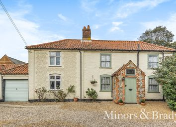 Thumbnail 5 bed detached house for sale in The Street, Happisburgh, Norwich