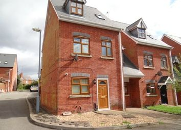 Thumbnail 4 bed town house for sale in Village Mews, Quinton, Birmingham