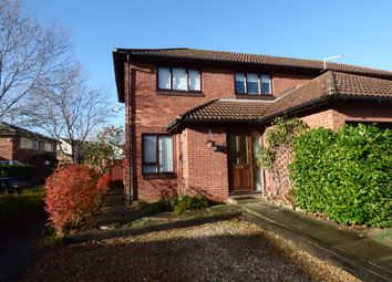 Thumbnail 3 bed semi-detached house for sale in Brindlebrook, Two Mile Ash, Milton Keynes