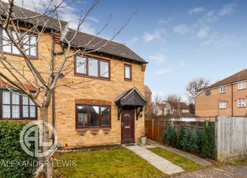 Thumbnail 2 bed end terrace house for sale in Horace Gay Gardens, Letchworth