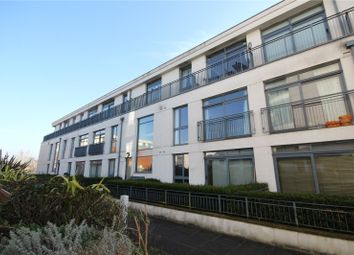 Thumbnail 2 bed flat for sale in Charles House, Guildford Street, Chertsey, Surrey