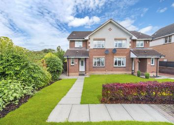Thumbnail 3 bed semi-detached house for sale in 1 Mount Lockhart, Uddingston