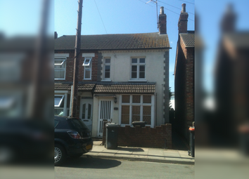 Thumbnail 3 bed terraced house to rent in Edward Road, Bedford