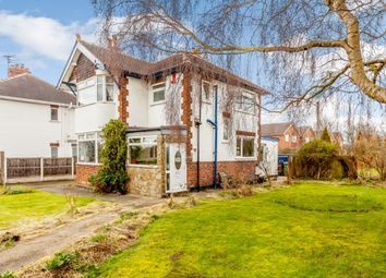 Thumbnail 3 bed detached house for sale in Wrexham Road, Wrexham, Wrexham