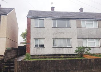 Thumbnail 3 bed property to rent in Common Approach, Beddau, Pontypridd