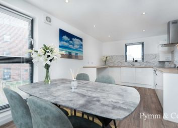 Thumbnail 1 bed flat for sale in Beckham Place, Edward Street, Norwich