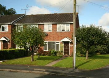 Thumbnail 3 bed semi-detached house to rent in Market Fields, Eccleshall, Staffordshire