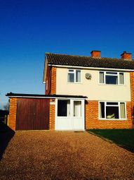 Thumbnail 3 bed semi-detached house to rent in Church Road, Lyde Nr Moreton-On-Lugg, Hereford