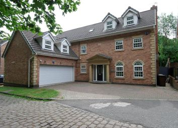 Thumbnail 5 bed detached house to rent in Smithy Glen Drive, Billinge