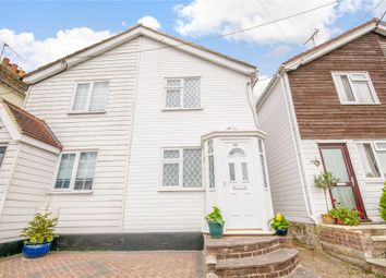 Thumbnail 1 bedroom semi-detached house for sale in Villa Road, Higham, Rochester, Kent