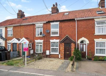 Thumbnail 2 bedroom terraced house for sale in Store Street, Roydon, Diss