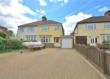 Thumbnail 4 bed semi-detached house for sale in Church Road, Addlestone