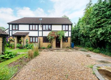 Thumbnail 2 bed semi-detached house to rent in Hardwicke Gardens, Amersham