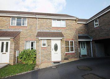 Thumbnail 2 bedroom terraced house for sale in Clos Yr Hesg, Tregof Village, Swansea Vale, Swansea