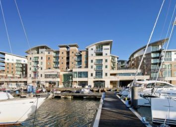 Thumbnail 2 bedroom flat for sale in Dolphin Quays, The Quay, Poole