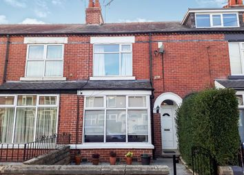 Thumbnail 3 bed terraced house for sale in Albany Road, Harrogate
