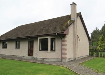 Thumbnail 3 bed detached bungalow for sale in Tomatin, Inverness