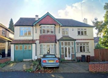 Thumbnail 5 bed detached house for sale in Tudor Crescent, Wolverhampton, West Midlands