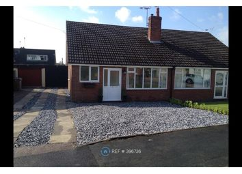 Thumbnail 3 bed semi-detached house to rent in Beaumont Close, Crewe