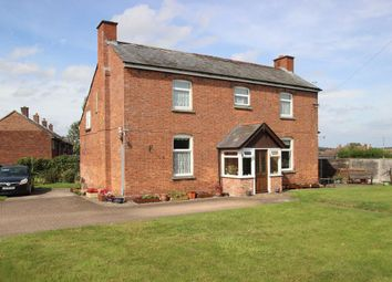 Thumbnail 4 bed detached house for sale in Gosmore Road, Clehonger, Hereford