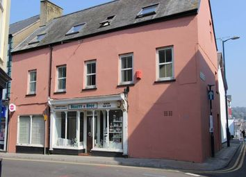 Thumbnail 3 bed flat to rent in Queen Street, Aberystwyth