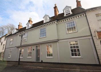 Thumbnail 1 bed flat to rent in Alexander House, Fore Street, Ipswich, Suffolk