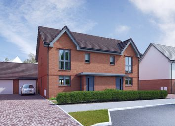 Thumbnail 3 bed semi-detached house for sale in Tadpole Garden Village, Tadpole Garden Village, Swindon