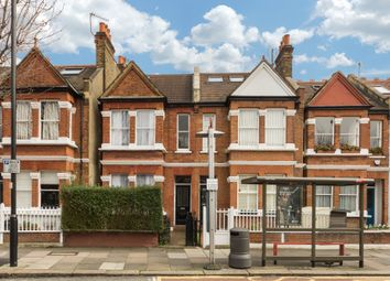 Thumbnail 4 bed terraced house to rent in The Avenue, London