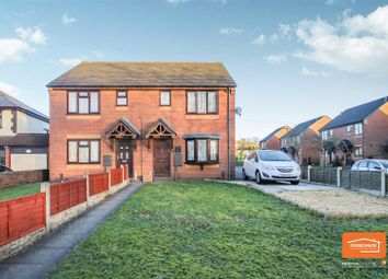 Thumbnail 3 bed semi-detached house for sale in Salters Road, Walsall Wood, Walsall