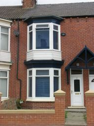 Thumbnail 3 bedroom terraced house to rent in Ayresome Street, Middlesbrough