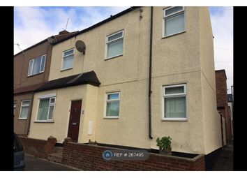Thumbnail 2 bed end terrace house to rent in Selbourne Street, South Shields
