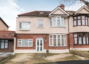 Thumbnail 5 bedroom semi-detached house for sale in Galeborough Avenue, Woodford Green