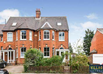 Elstree Hill South, Elstree, Borehamwood WD6. 4 bed semi-detached house