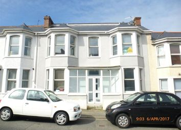 Thumbnail 1 bedroom flat to rent in Higher Tower Road, Newquay, Cornwall