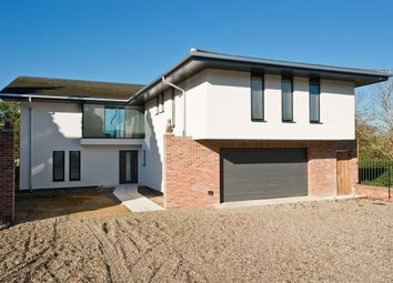 Thumbnail 4 bedroom detached house to rent in Wroxham, Norwich