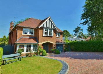 Thumbnail 5 bed detached house for sale in Brownswood Road, Beaconsfield