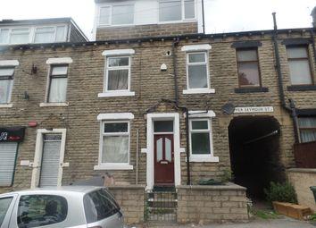 Thumbnail 3 bedroom terraced house for sale in Upper Seymour Street, Bradford