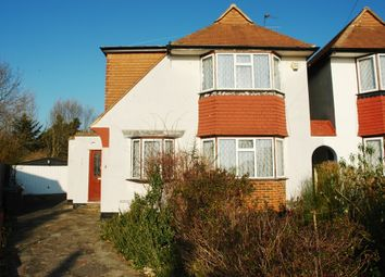 Thumbnail 3 bed link-detached house for sale in Fritham Close, New Malden