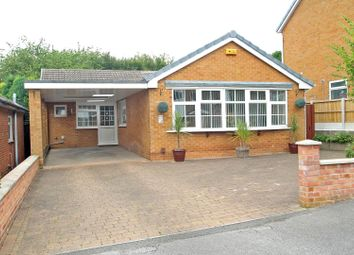 Thumbnail 3 bed detached bungalow for sale in Weaverthorpe Road, Woodthorpe, Nottingham