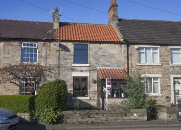 Thumbnail 2 bed terraced house for sale in North Green, Staindrop, Darlington, Durham