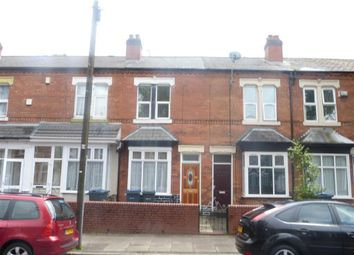 Thumbnail 2 bed terraced house to rent in Hutton Road, Handsworth, Birmingham